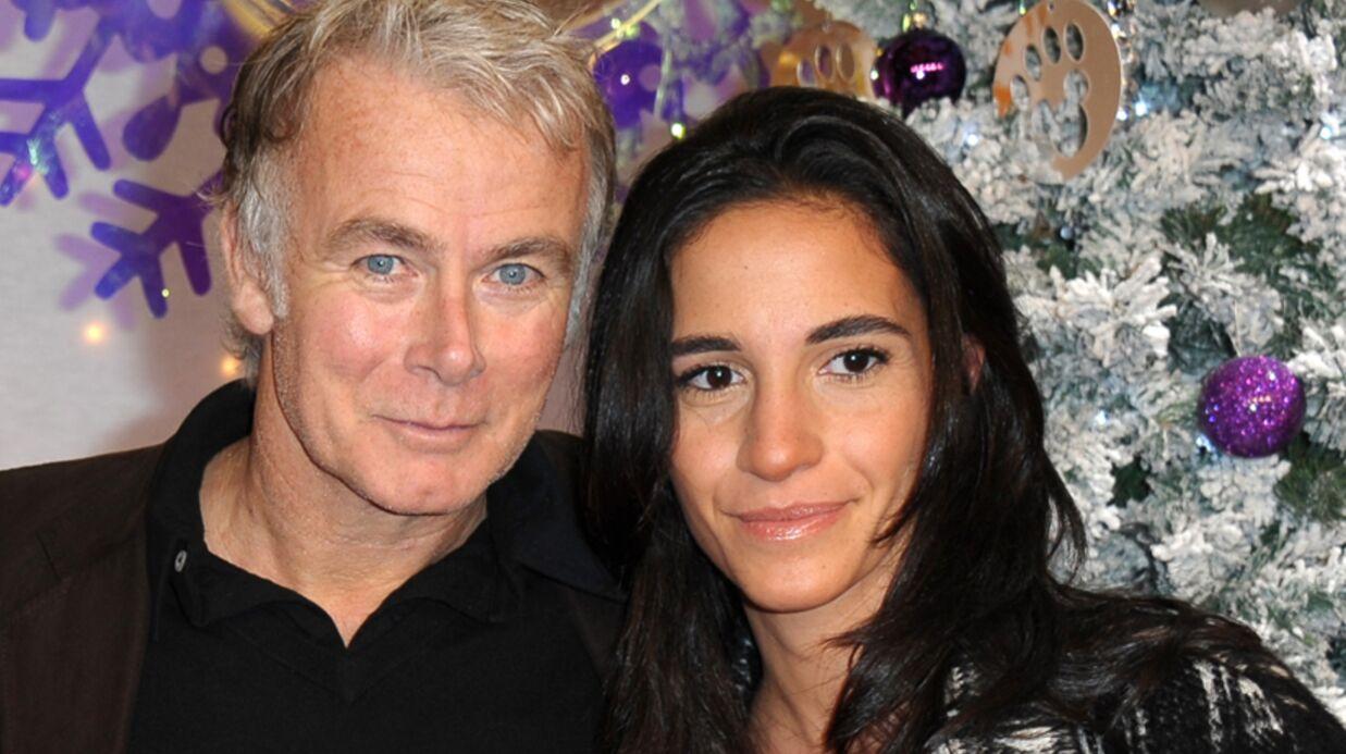 Franck Dubosc: son épouse attend leur deuxième enfant