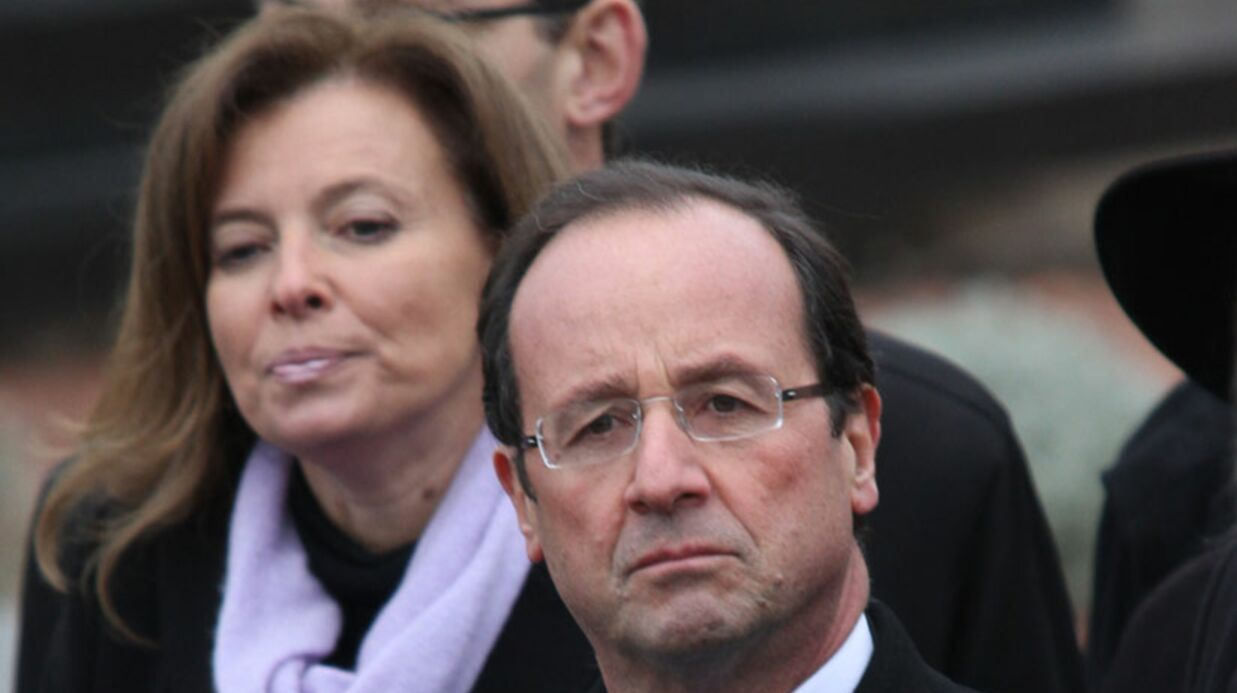 Valérie Trierweiler: les enfants de François Hollande refusent de la revoir