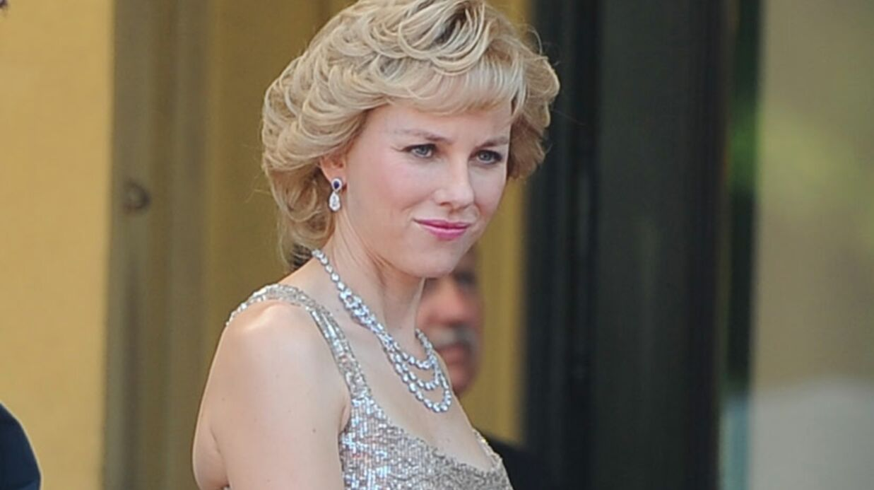 PHOTOS Naomi Watts dans la peau de Lady Diana