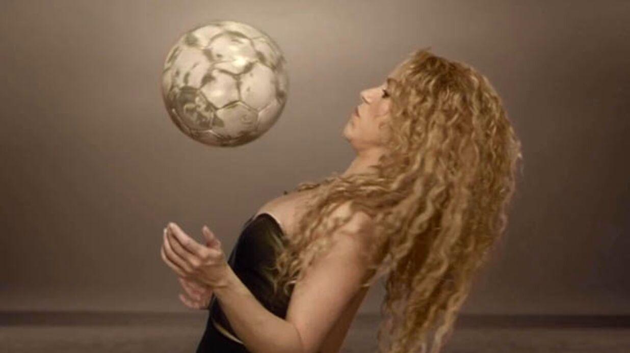 Shakira chantera lors de la cérémonie de clôture du Mondial
