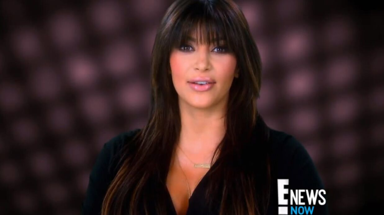 VIDEO Kim Kardashian révèle le sexe de son enfant