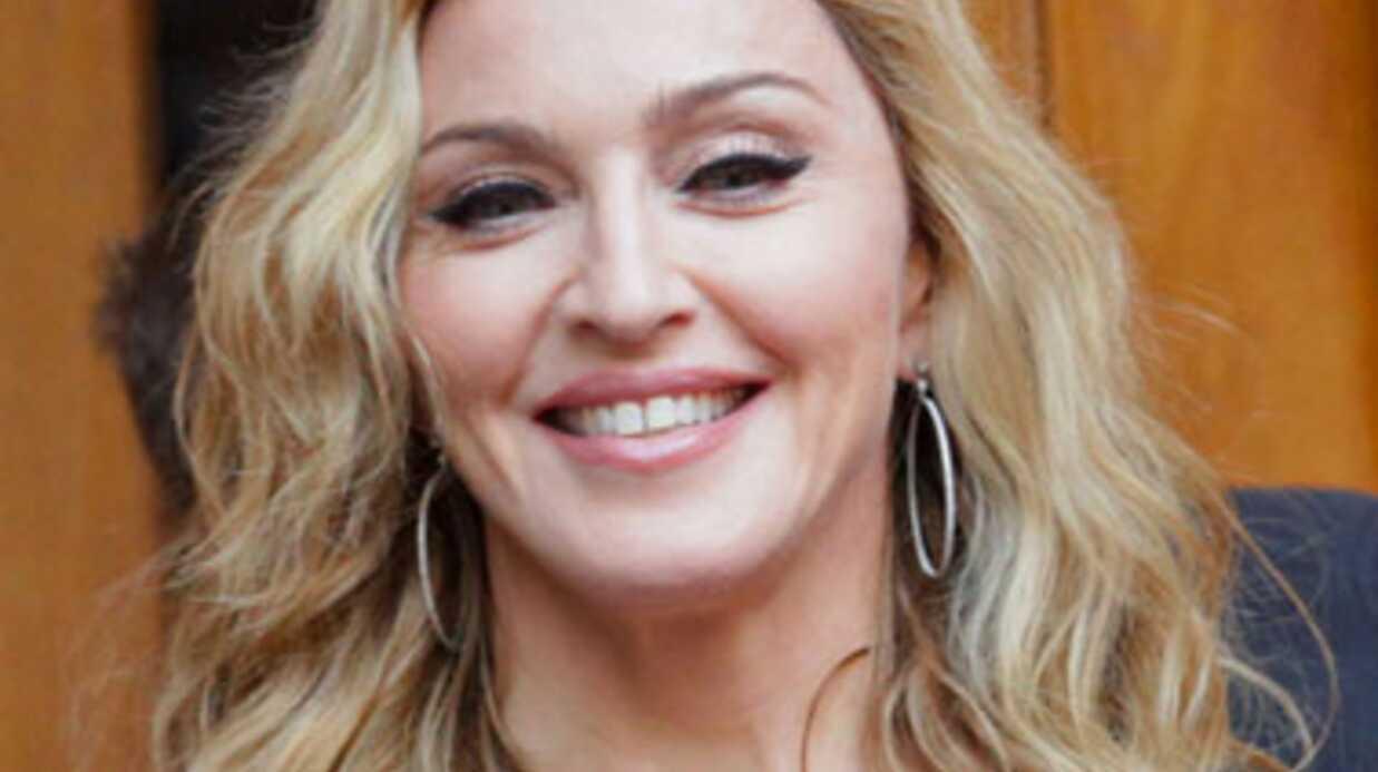 PHOTOS Madonna: son visage étonnamment gonflé suscite les commentaires