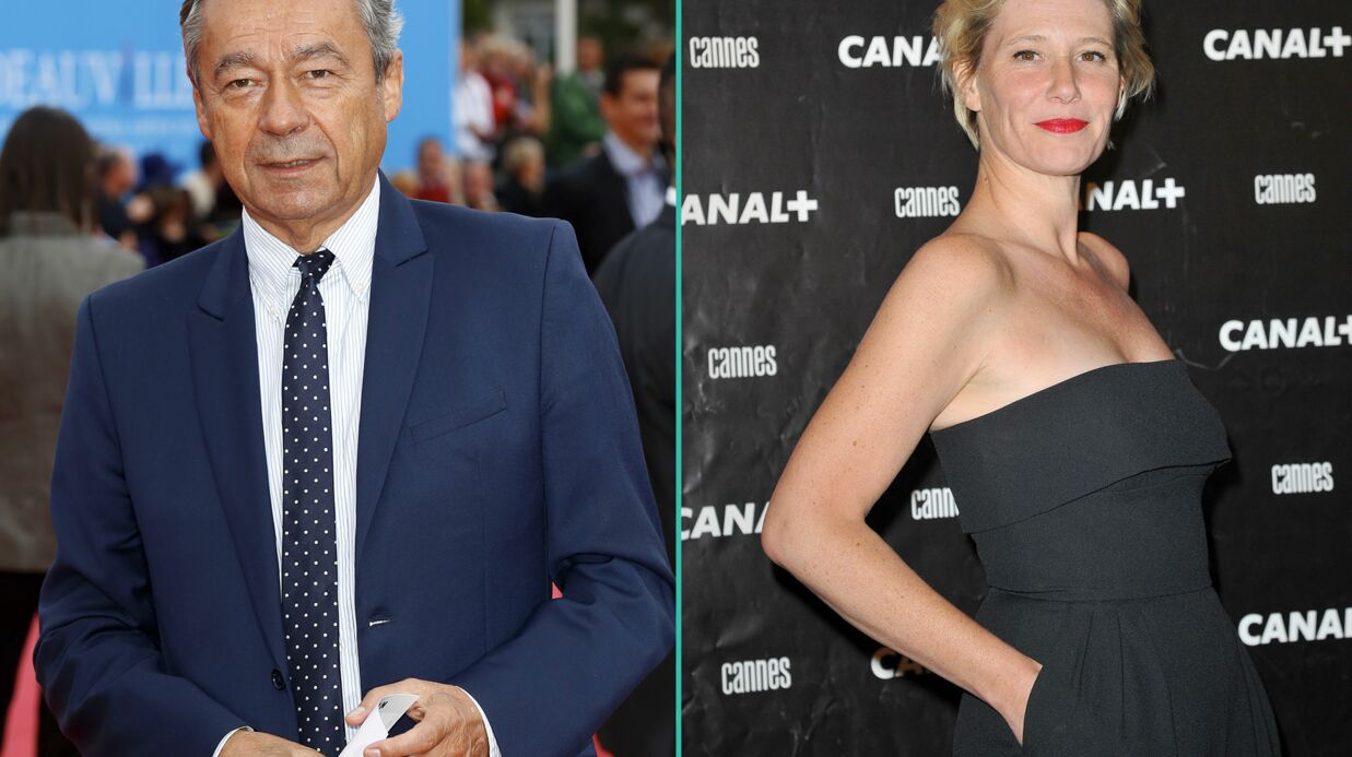 Le Grand Journal à Cannes: Michel Denisot dément être en guerre avec Maïtena Biraben