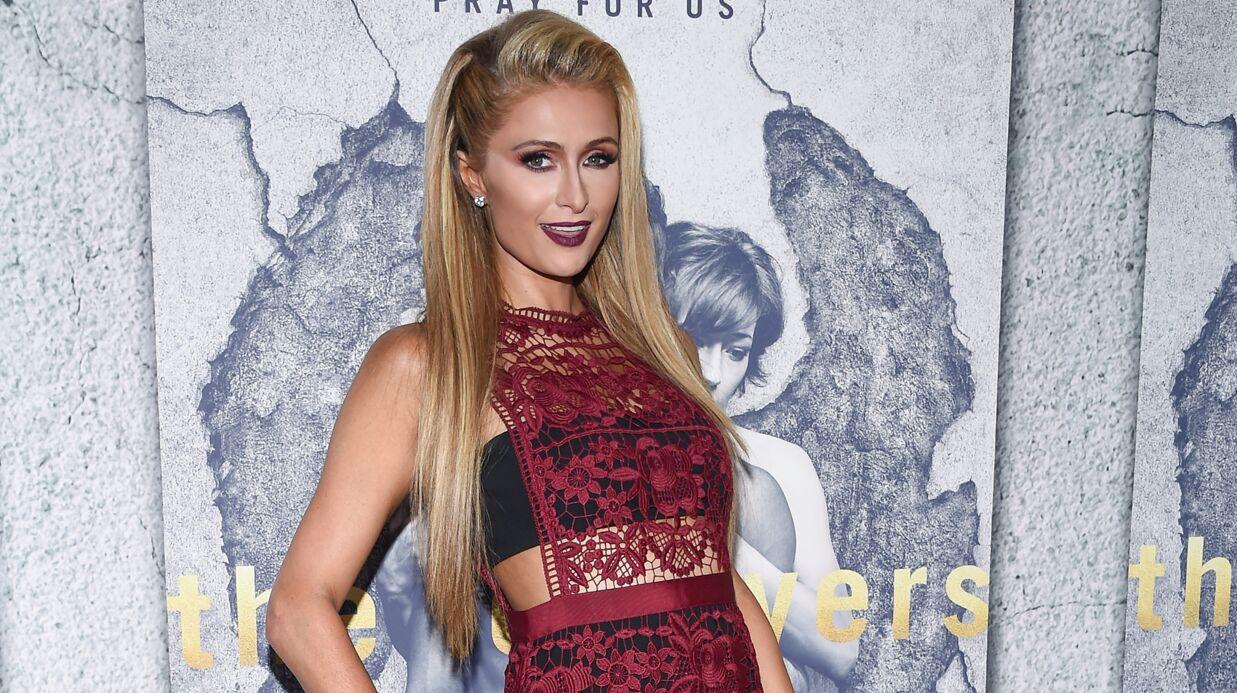 PHOTOS Paris Hilton la joue ultra sexy dans un shooting en lingerie