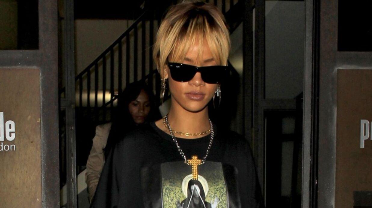 L'album d'Adele fait déprimer Rihanna