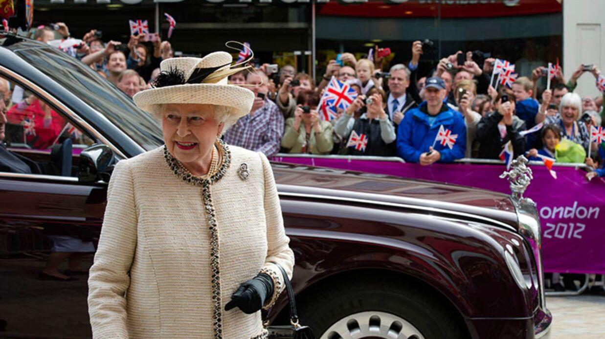 Elizabeth II à l'hôpital pour une gastro-entérite