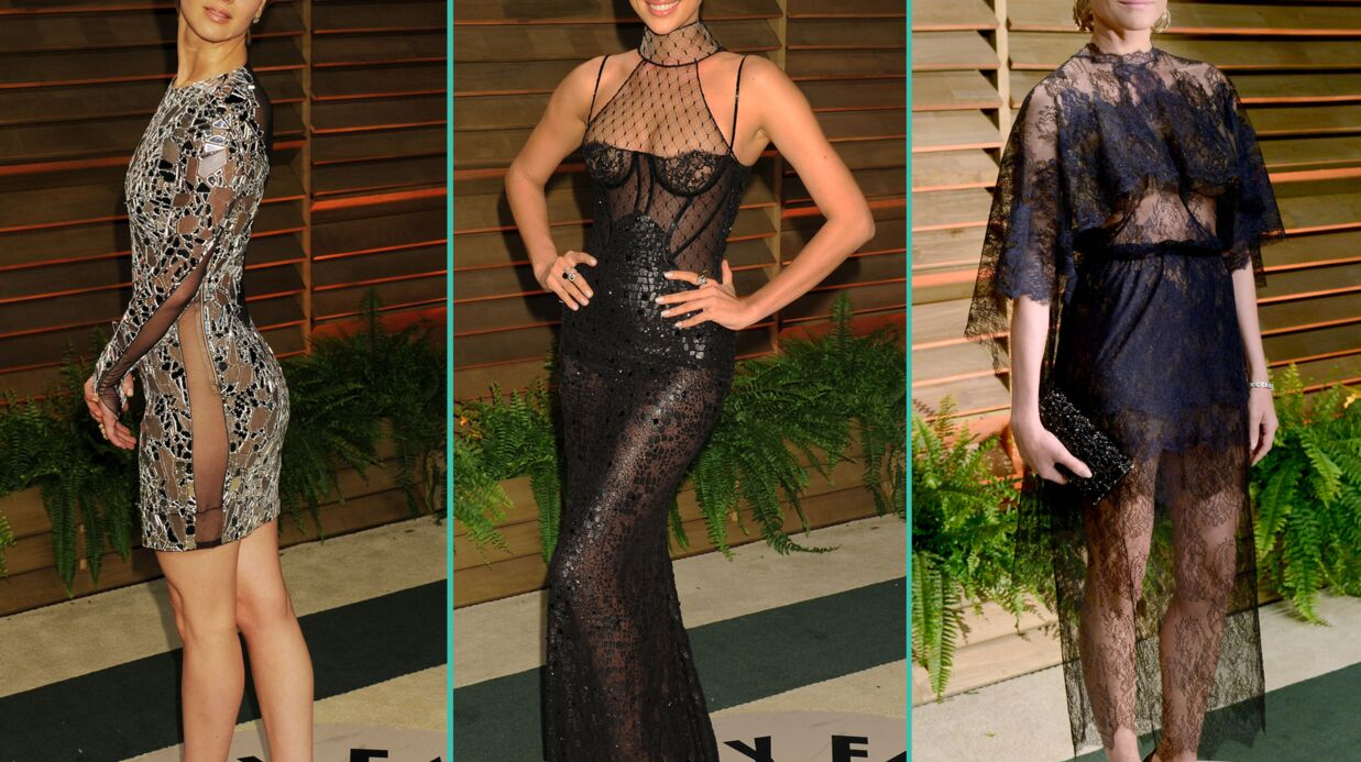 PHOTOS Irina Shayk, Jenni­fer Lawrence et Diane Kruger sexy pour l'after party des Oscars