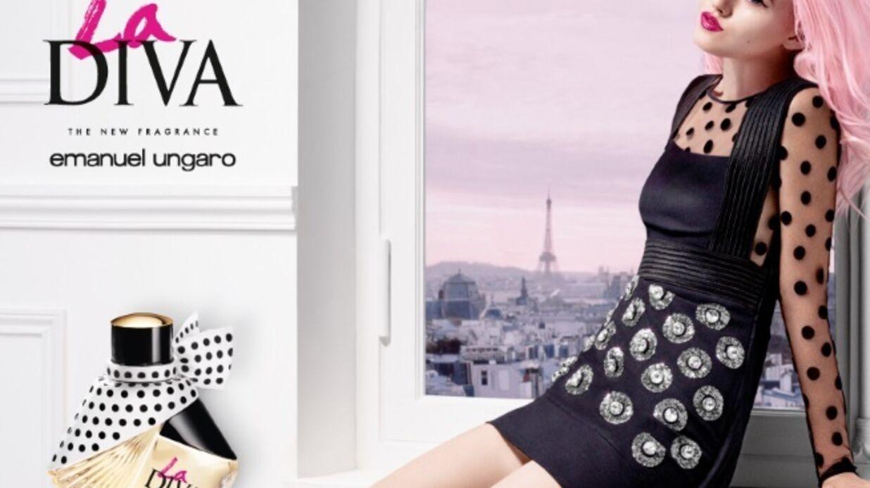 La Diva, le parfum anniversaire de la Maison Ungaro