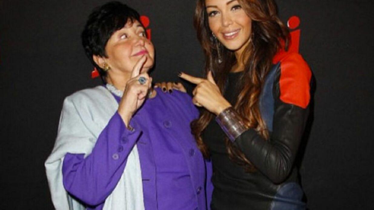 Nabilla: sa mamie en colère parce qu'Ayem reçoit Geneviève de Fontenay dans le Mad Mag