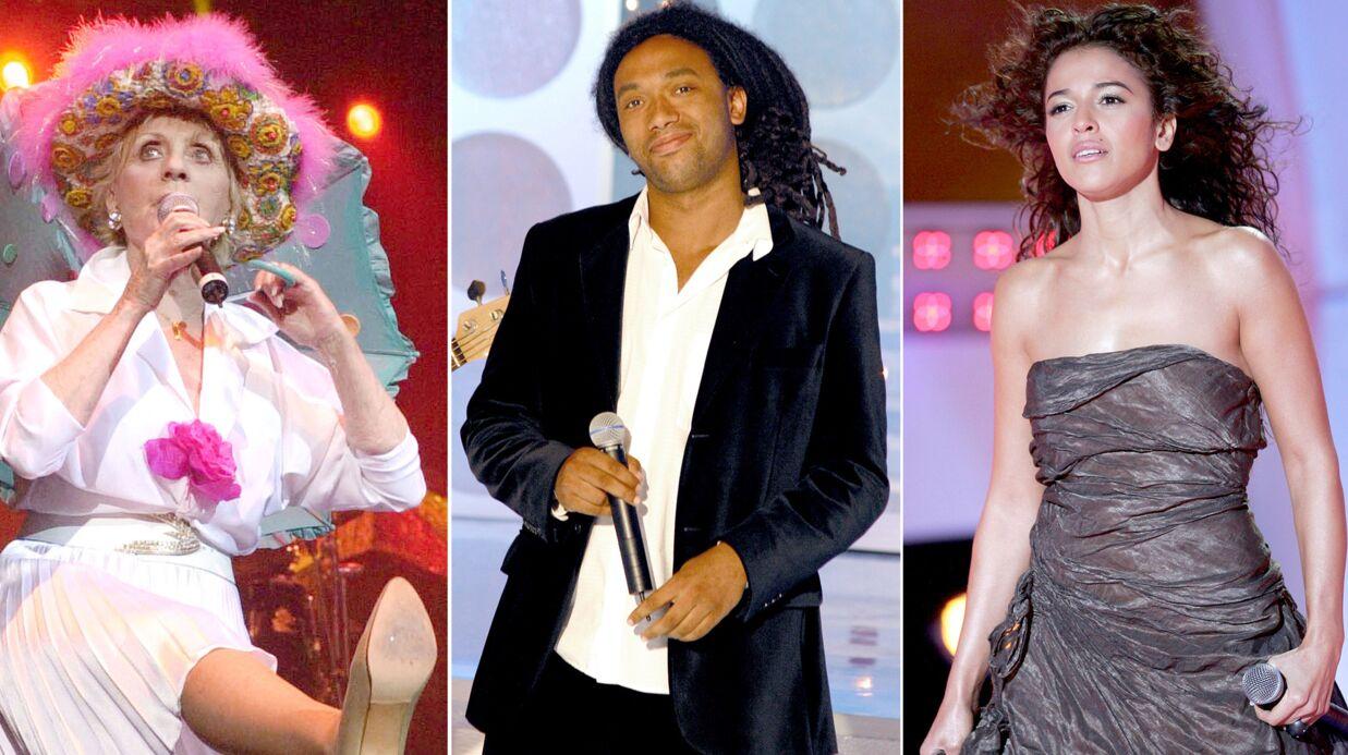 Enfoirés: les chanteurs qui ont participé une seule fois et ne sont jamais revenus