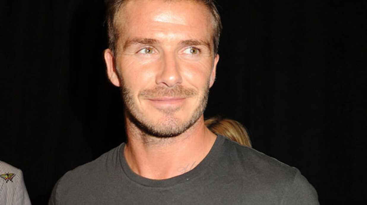 David Beckham serait-il limité intellectuellement?