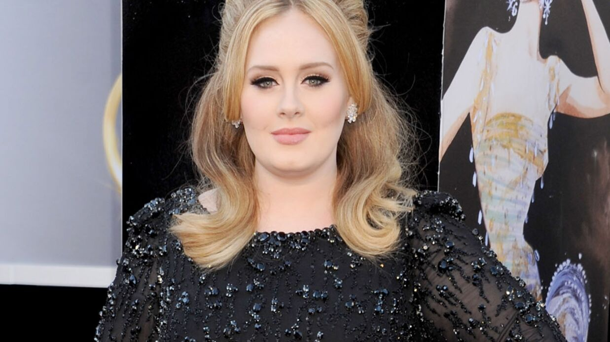 PHOTO Adele pose sans maquillage en une de Rolling Stone, et elle est sublime