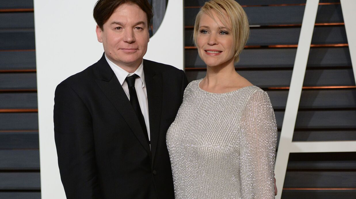 Mike Myers papa : un troi­sième enfant pour la star d'Aus­tin Powers