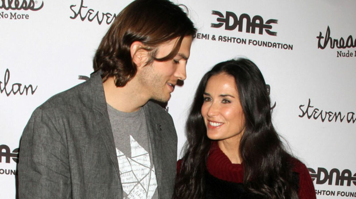 Demi Moore – Ashton Kutcher: le divorce?