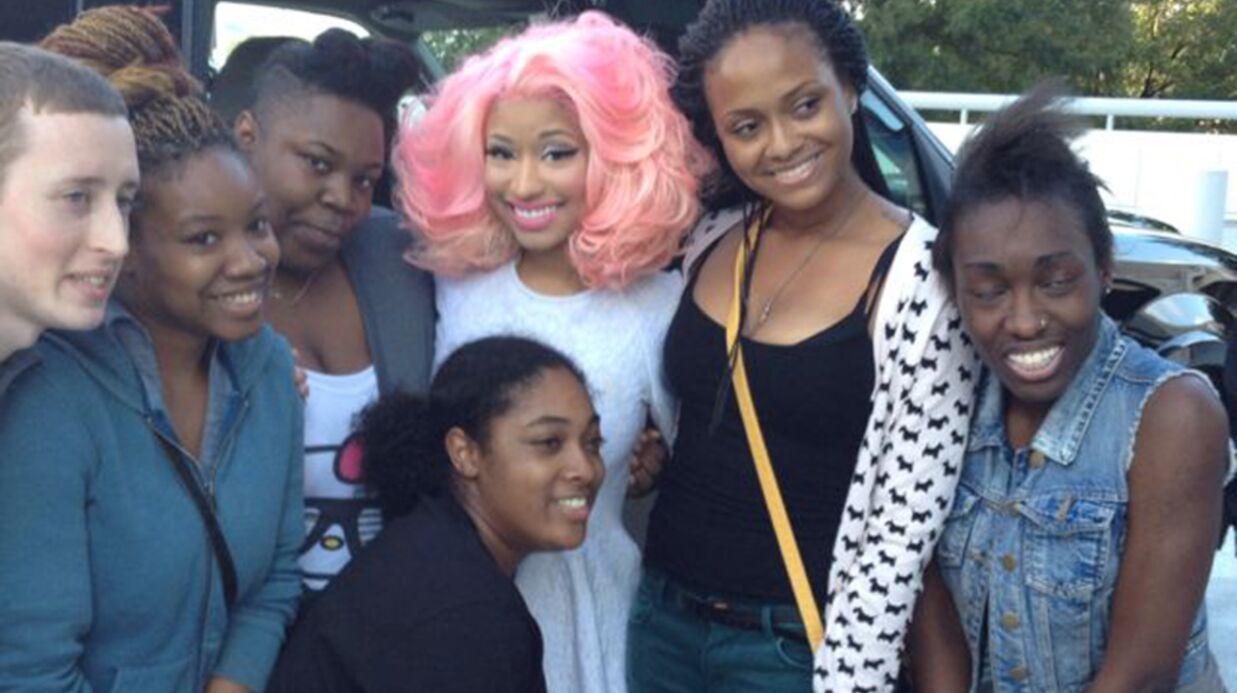 VIDEO Nicki Minaj menace Mariah Carey aux castings d'American Idol