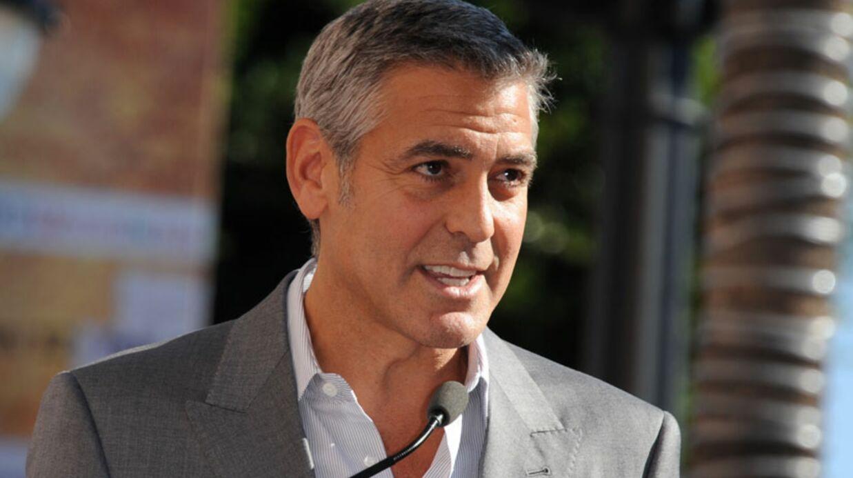 Jean Dujardin pressenti pour le prochain film de George Clooney