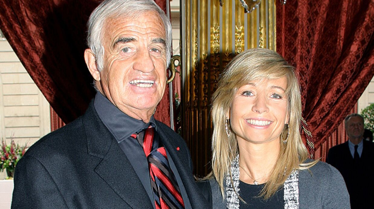 Rupture de Jean-Paul-Belmondo: son ex-femme «soulagée»