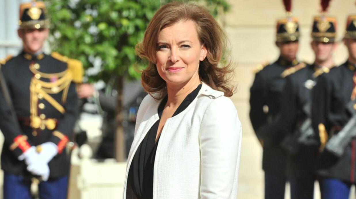 Valérie Trierweiler regrette son tweet anti Ségolène Royal