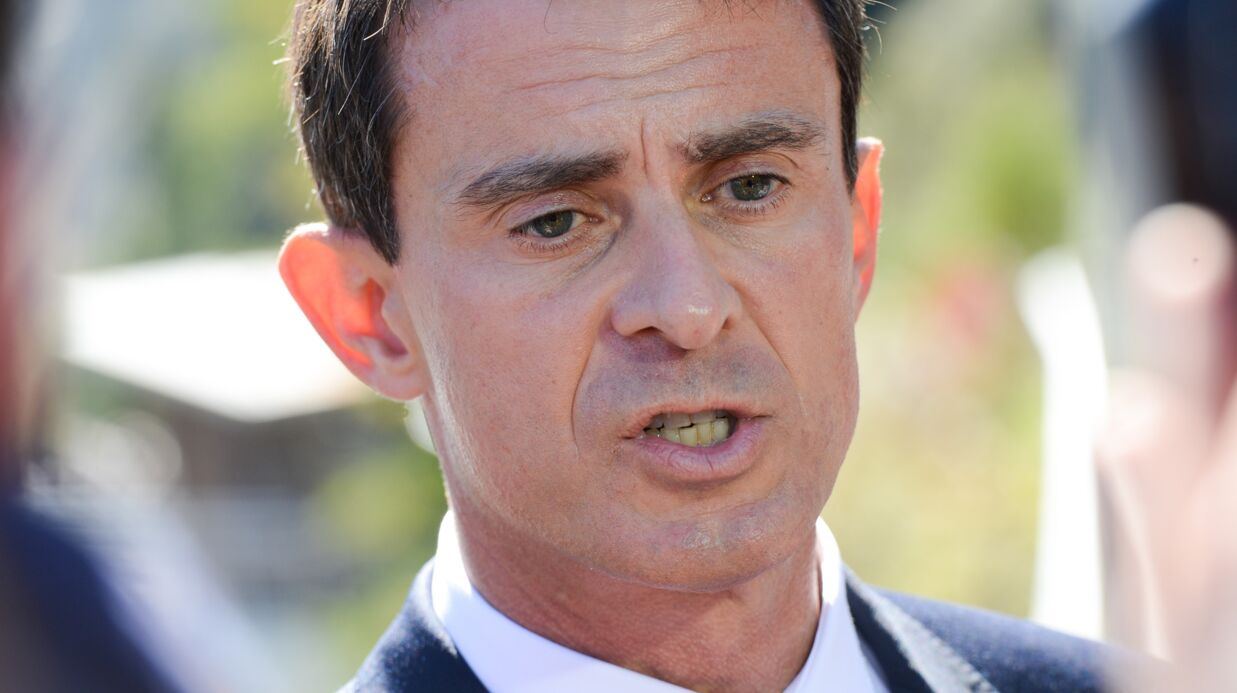 VIDEO Quand Manuel Valls essaie de se réveiller avant une émission sur France Inter
