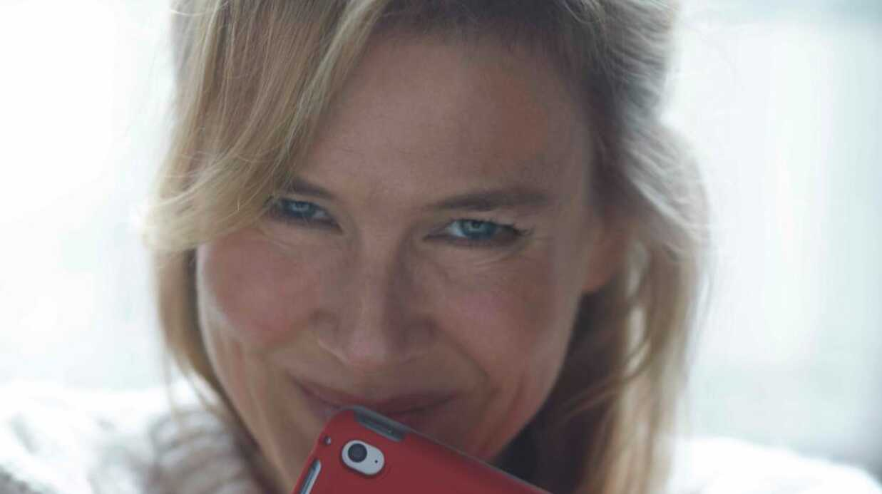 PHOTO Renee Zellweger méconnaissable sur le tournage du prochain Bridget Jones