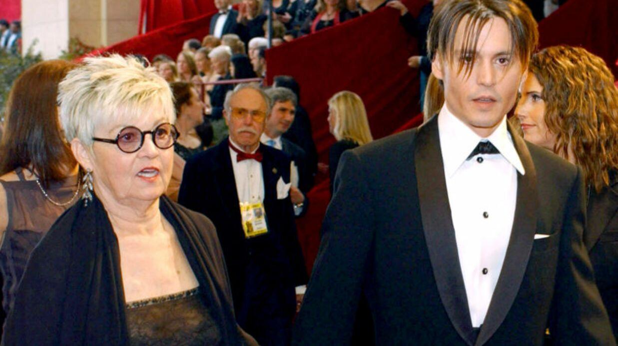 La mère de Johnny Depp est sortie de l'hôpital