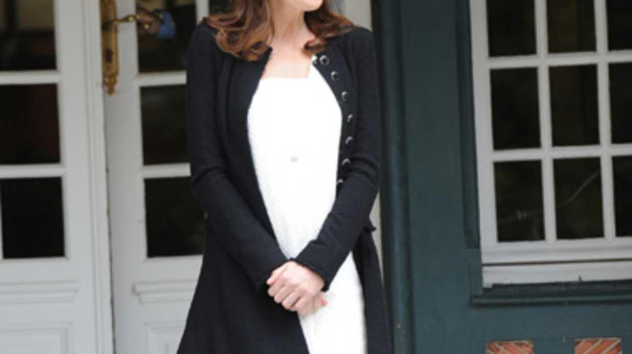Carla Bruni-Sarkozy élue femme la mieux habillée au monde