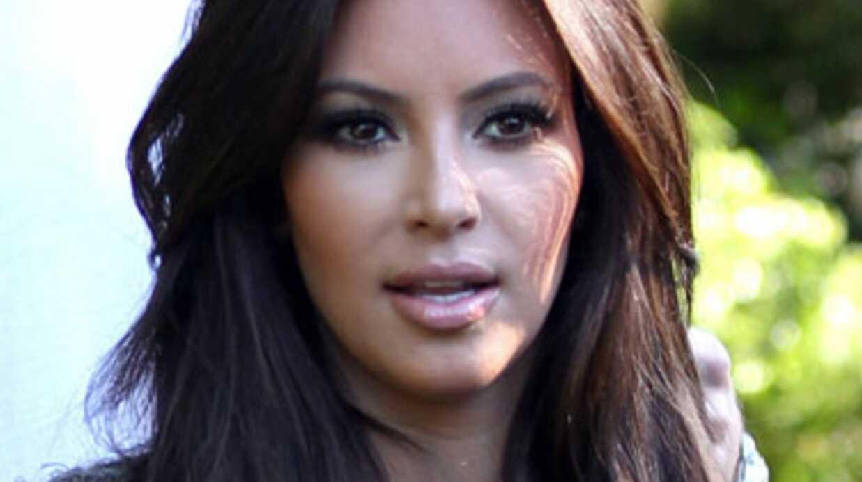 Kim Kardashian: le même gâteau de mariage que William et Kate