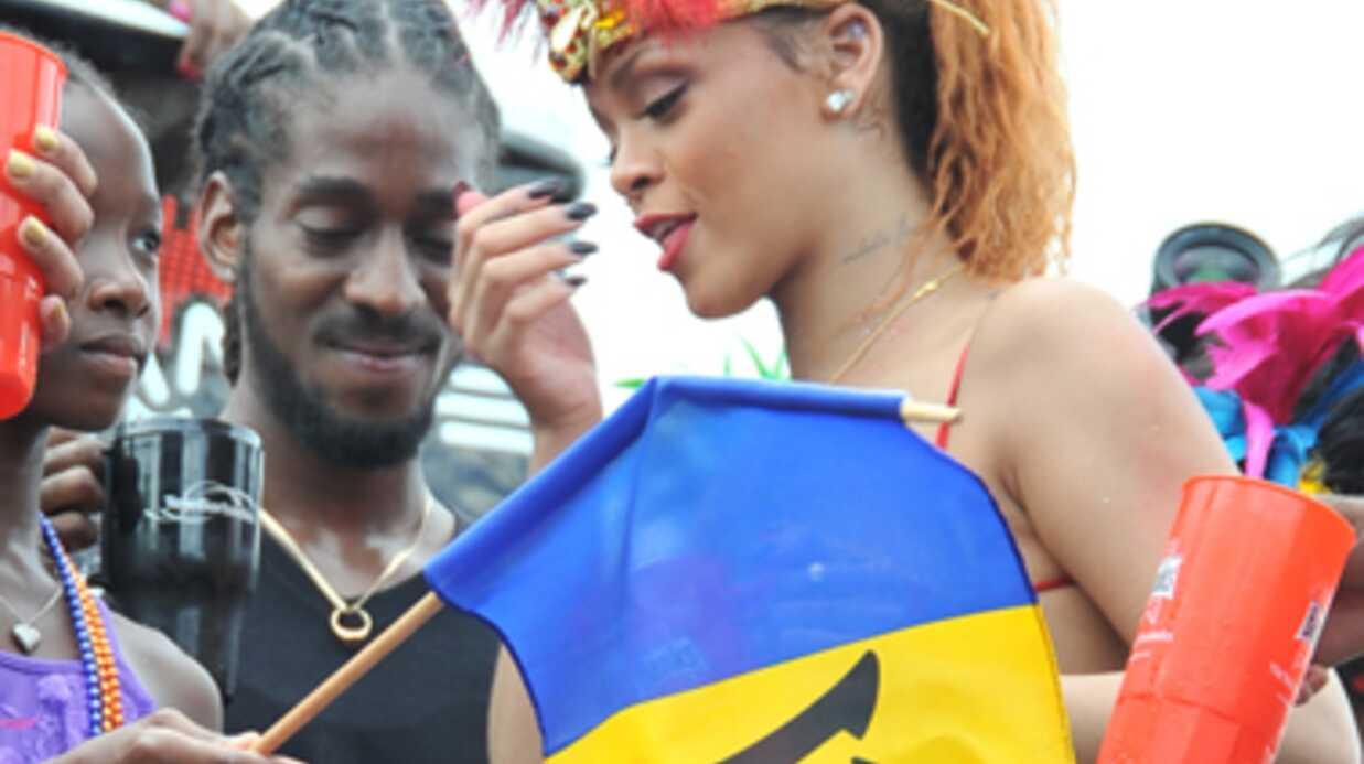 Rihanna aurait renoué avec son premier amour