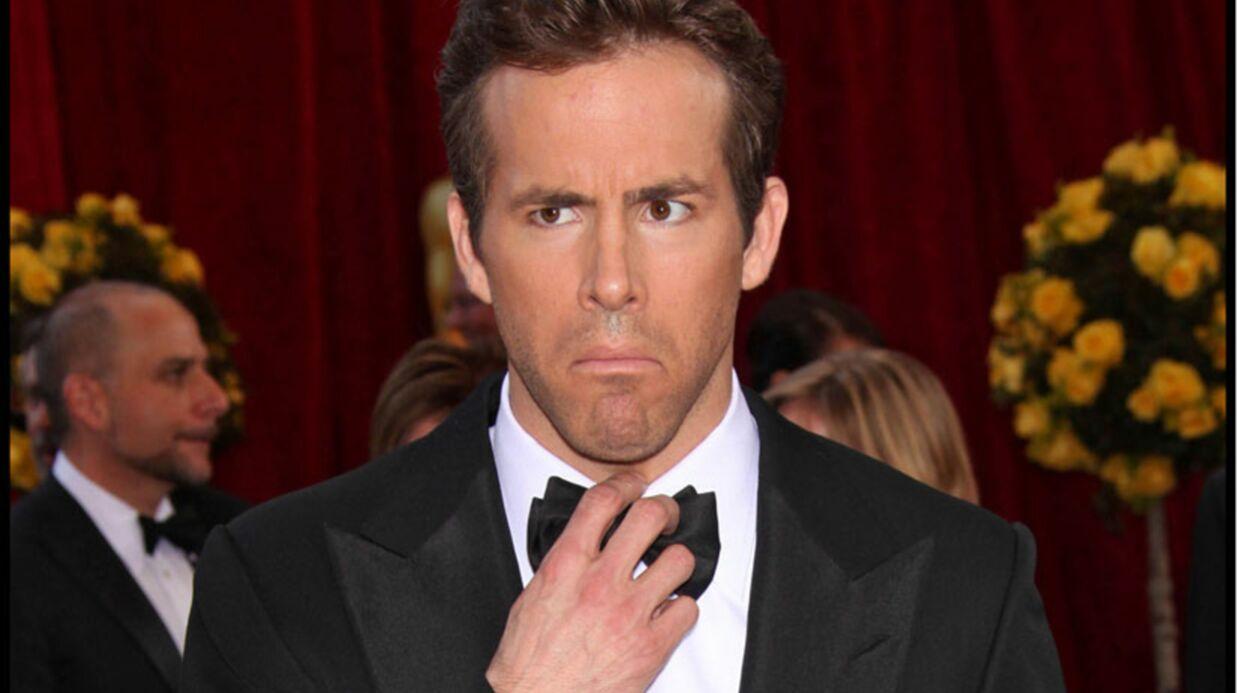 Ryan Reynolds: ses parents sur le tournage un jour de scène hot
