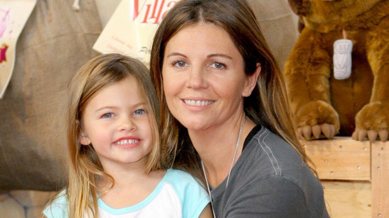 Véronika Loubry réagit au débat soulevé par les photos de sa fille