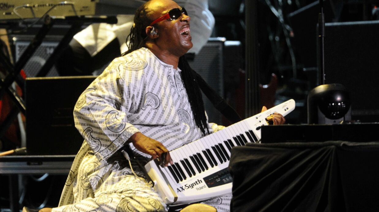Stevie Wonder divorce