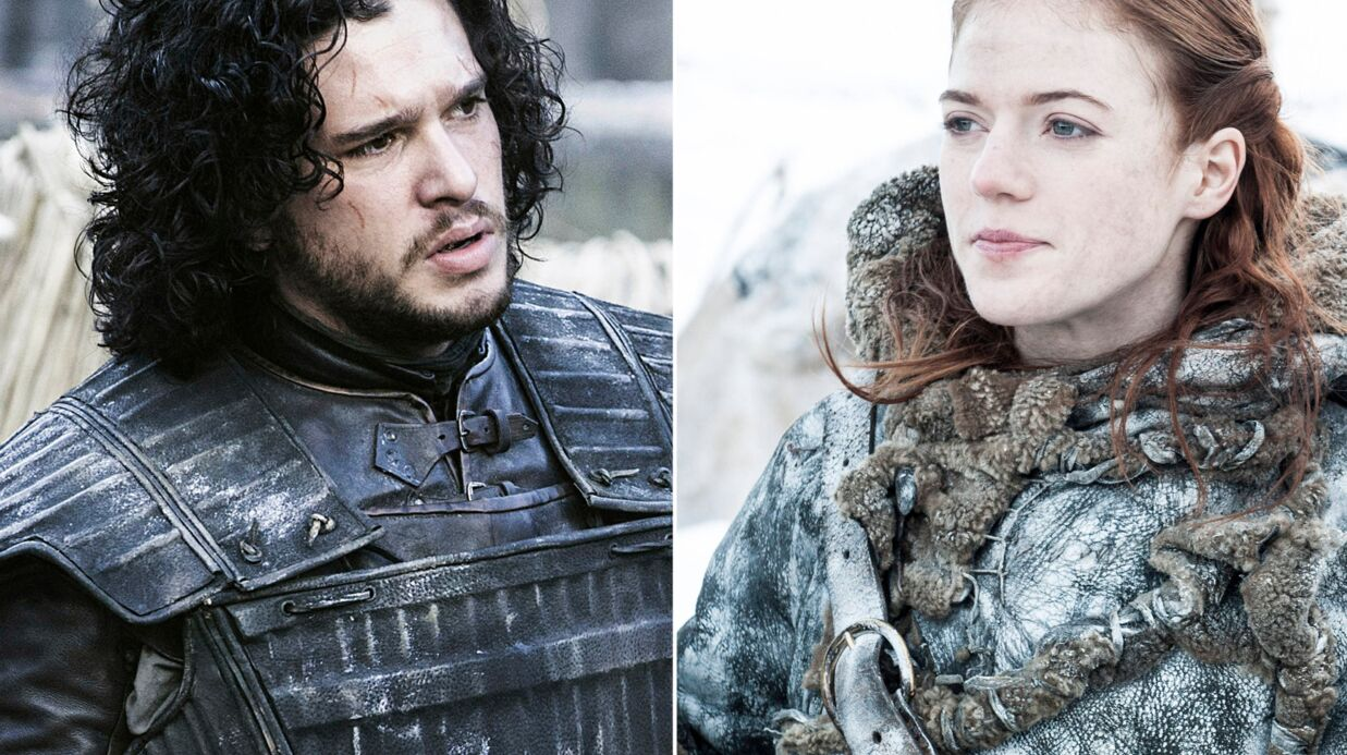 Kit Haring­ton et Rose Leslie (Game of Thrones) : Jon Snow et Ygritte à nouveau en couple !