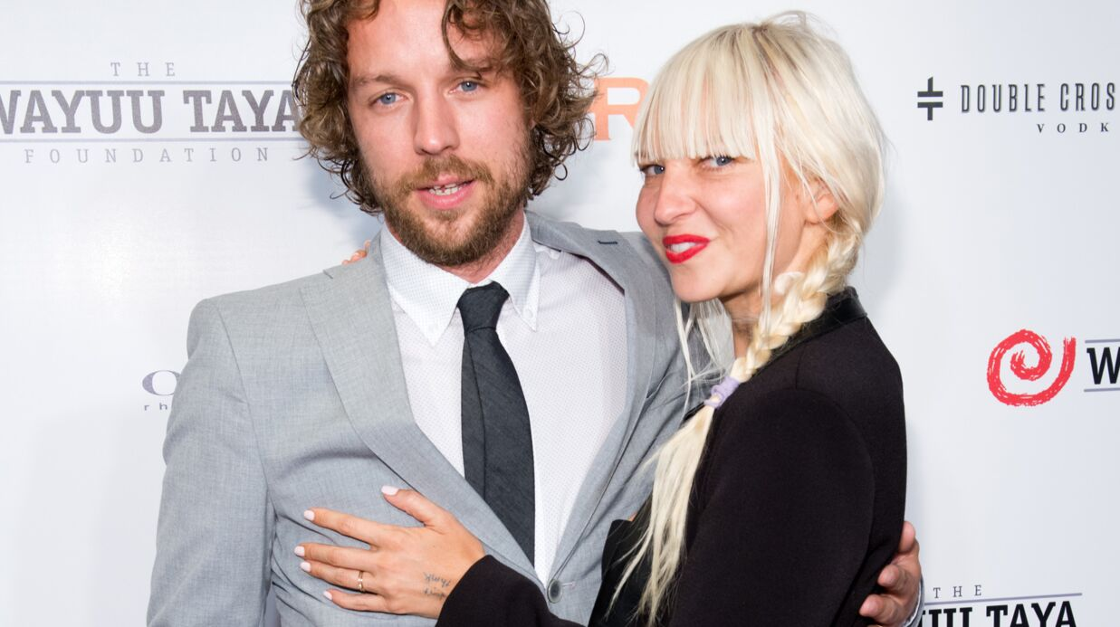 La chanteuse Sia s'est mariée