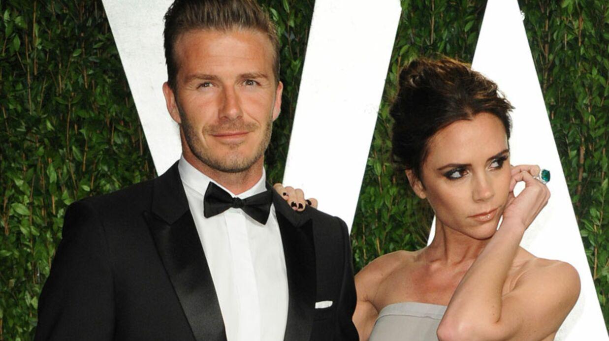 David Beckham privé d'un objet de collection par Victoria