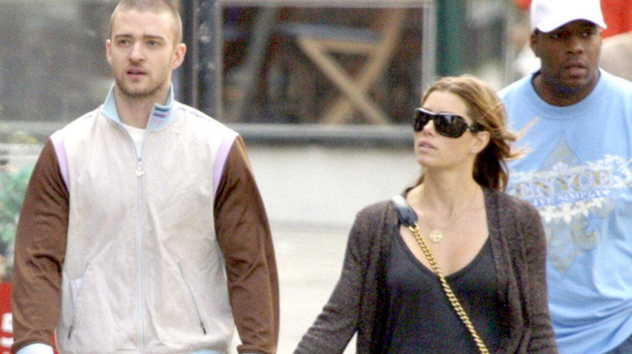 Justin Timberlake et Jessical Biel se marient cet été