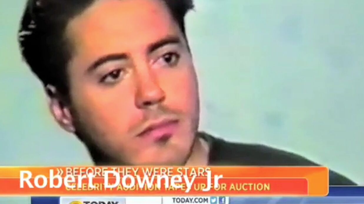 VIDEO Les premiers castings de Brad Pitt, Di Caprio, Nicole Kidman…
