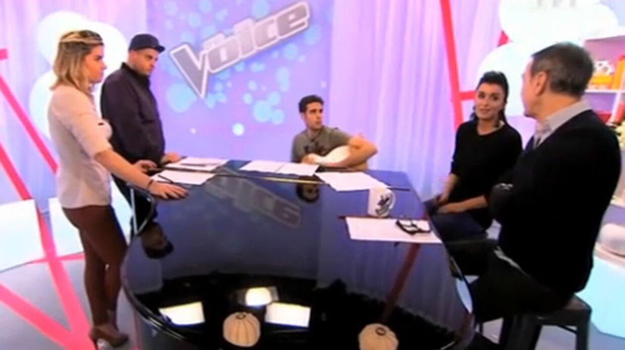 The Voice: Sophie Tapie dithyrambique sur Jenifer