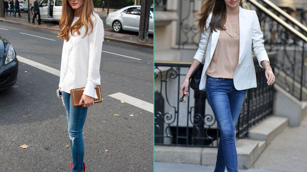 Tendance: chic en jean à tout prix