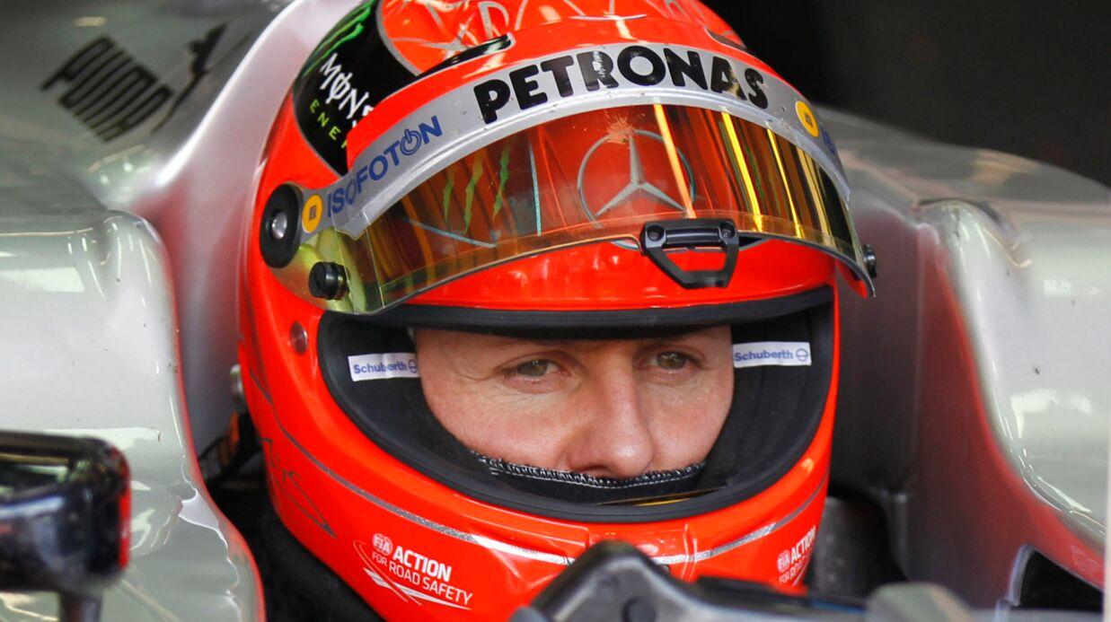 Michael Schumacher: les premiers signes du réveil?