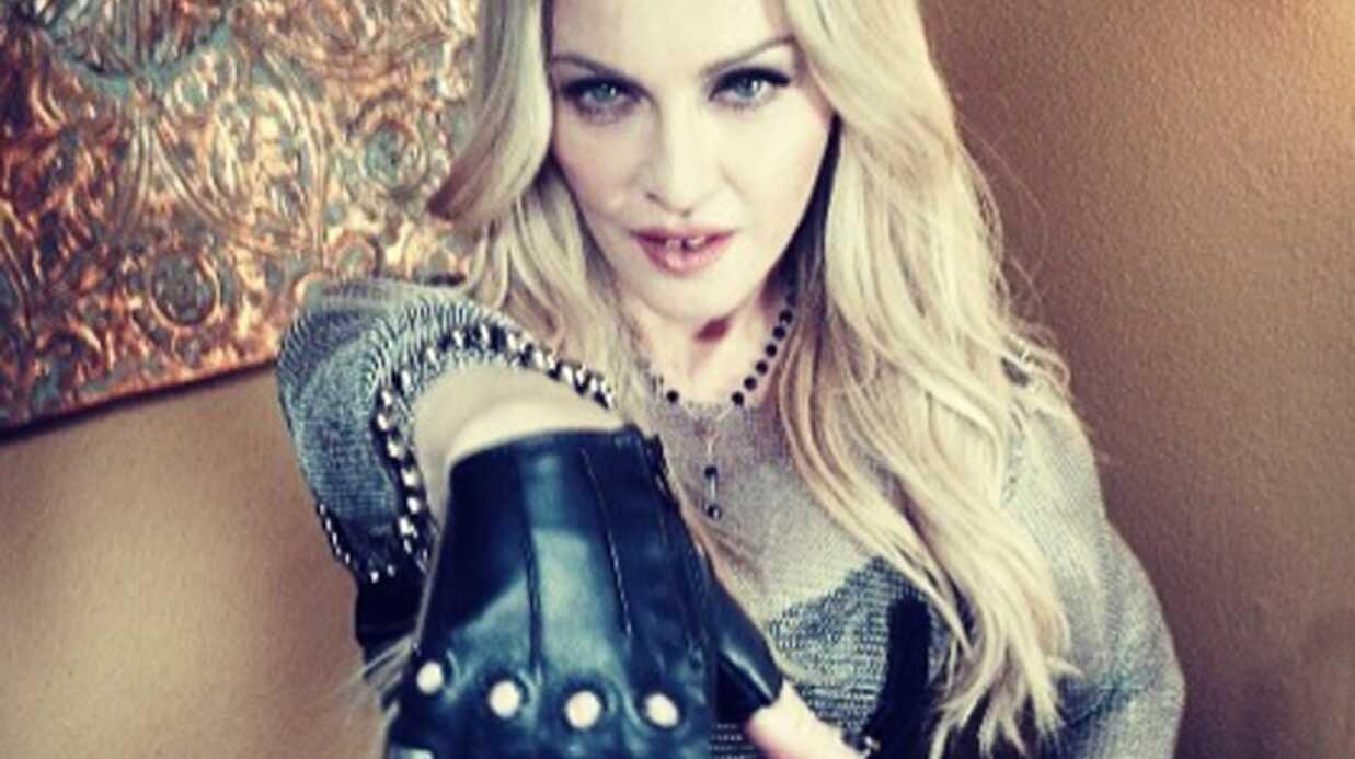 PHOTO Madonna poste une photo d'elle nue sur Instagram pour dénoncer la censure