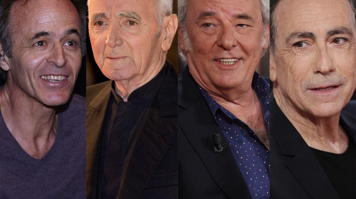 Jean-Jacques Goldman, Charles Aznavour, Maxime Le Forestier et Alain Chamfort composent pour un spectacle musical