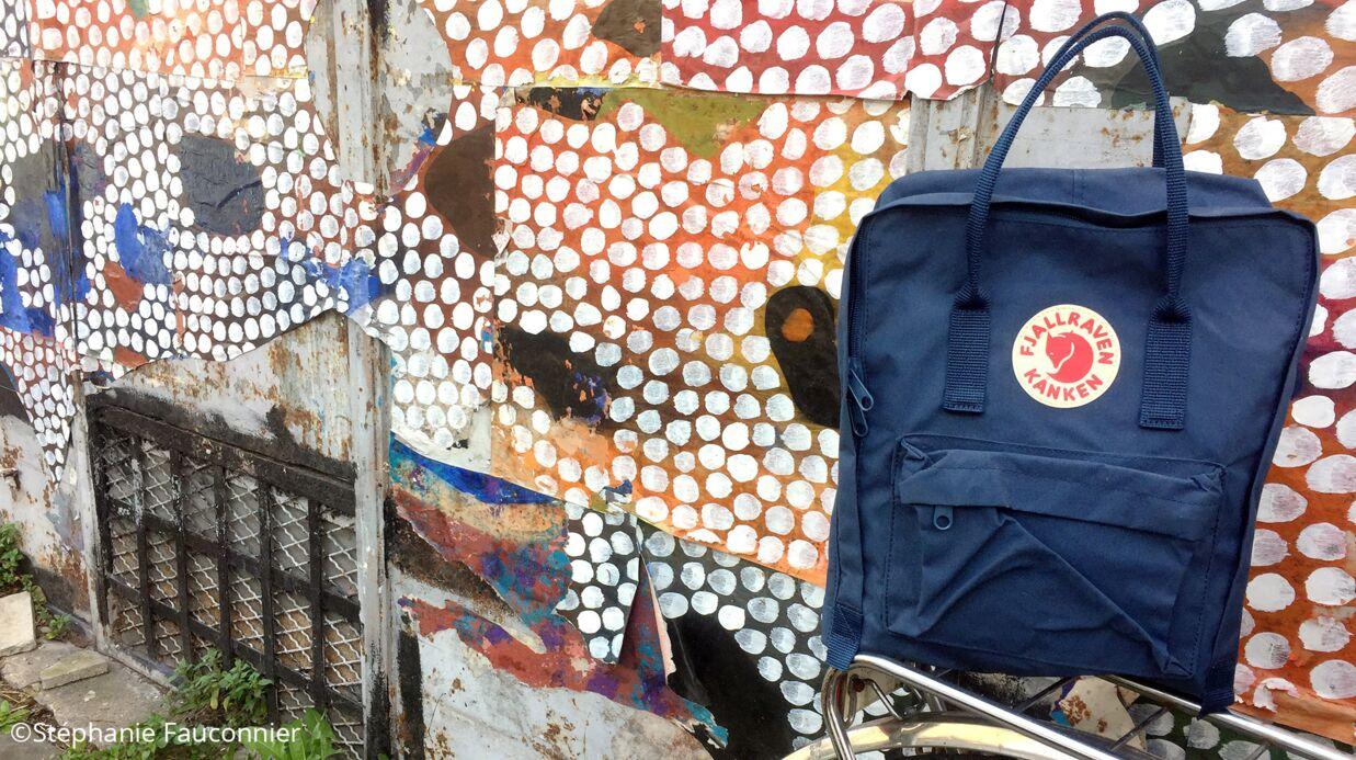 Mode #le-défi-de-Virginie: comment porter le sac à dos quand t'es plus une ado