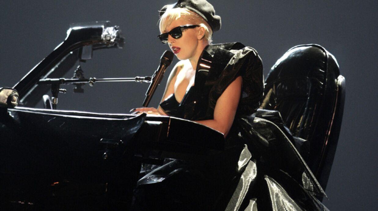 Lady Gaga est la chanteuse qui s'est le plus enrichie en 2011