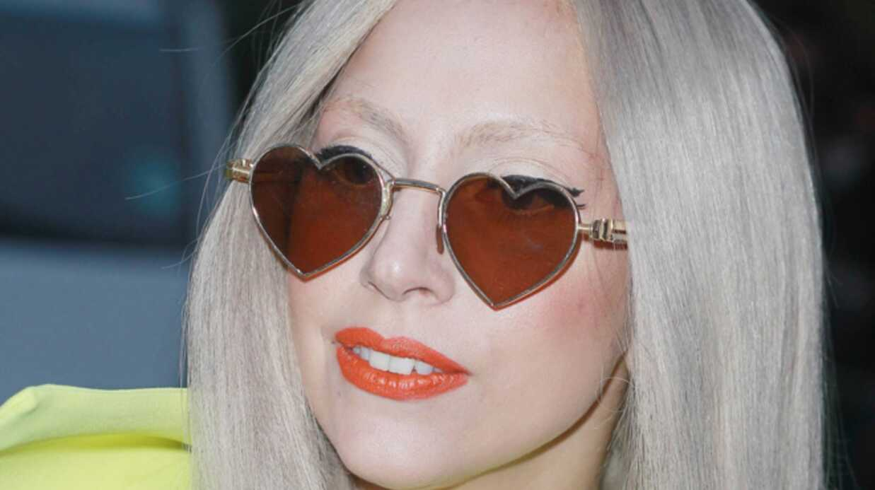 Lady Gaga veut passer pour une chanteuse courageuse