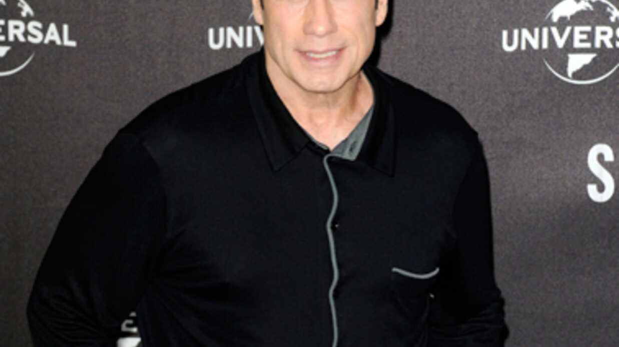 John Travolta poursuivi en justice par son supposé amant