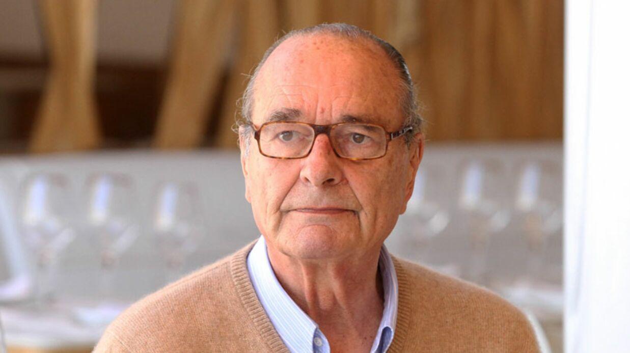VIDEO Jacques Chirac, fatigué et très ému, fête ses 80 ans