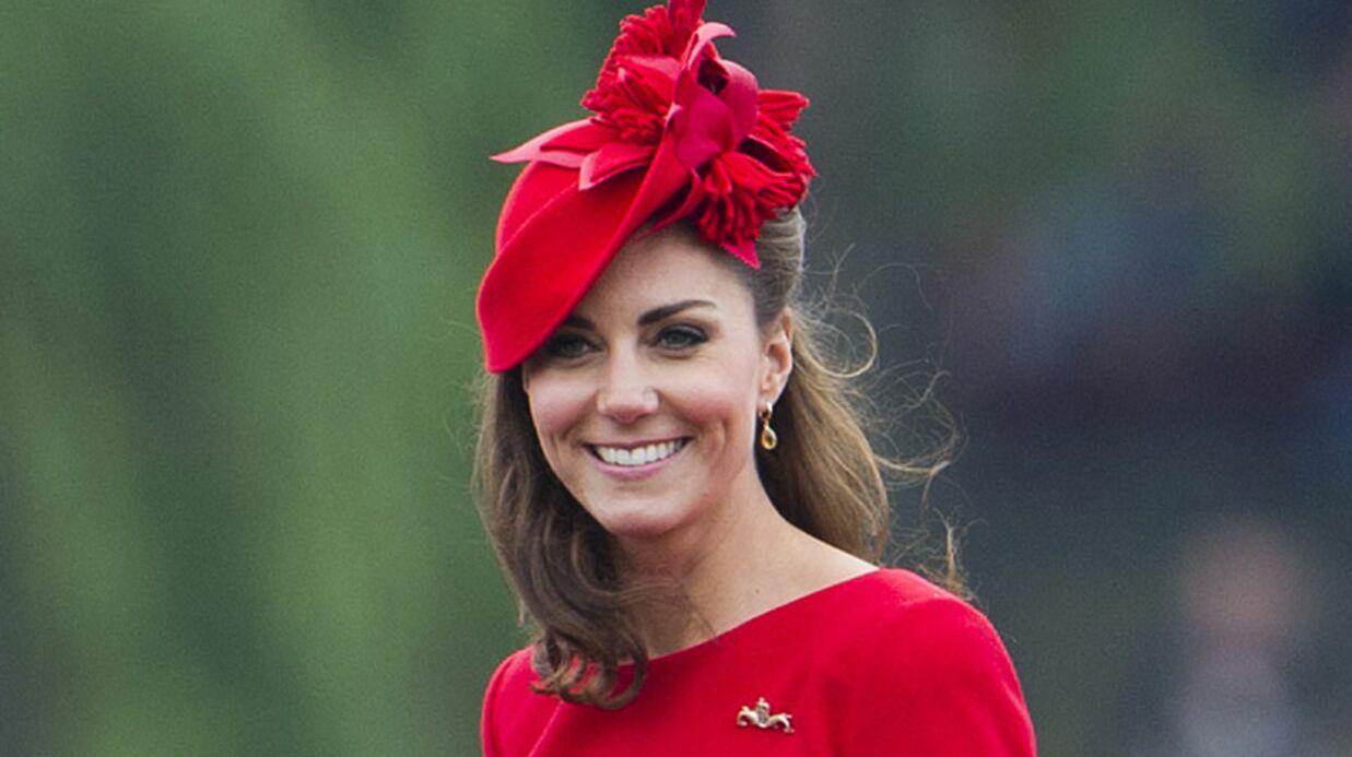 DIAPO Kate Middleton, de roturière à mère d'héritier en 10 looks