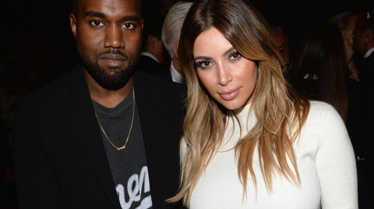 Kim Kardashian et Kanye West prévoiraient de se marier au château de Versailles