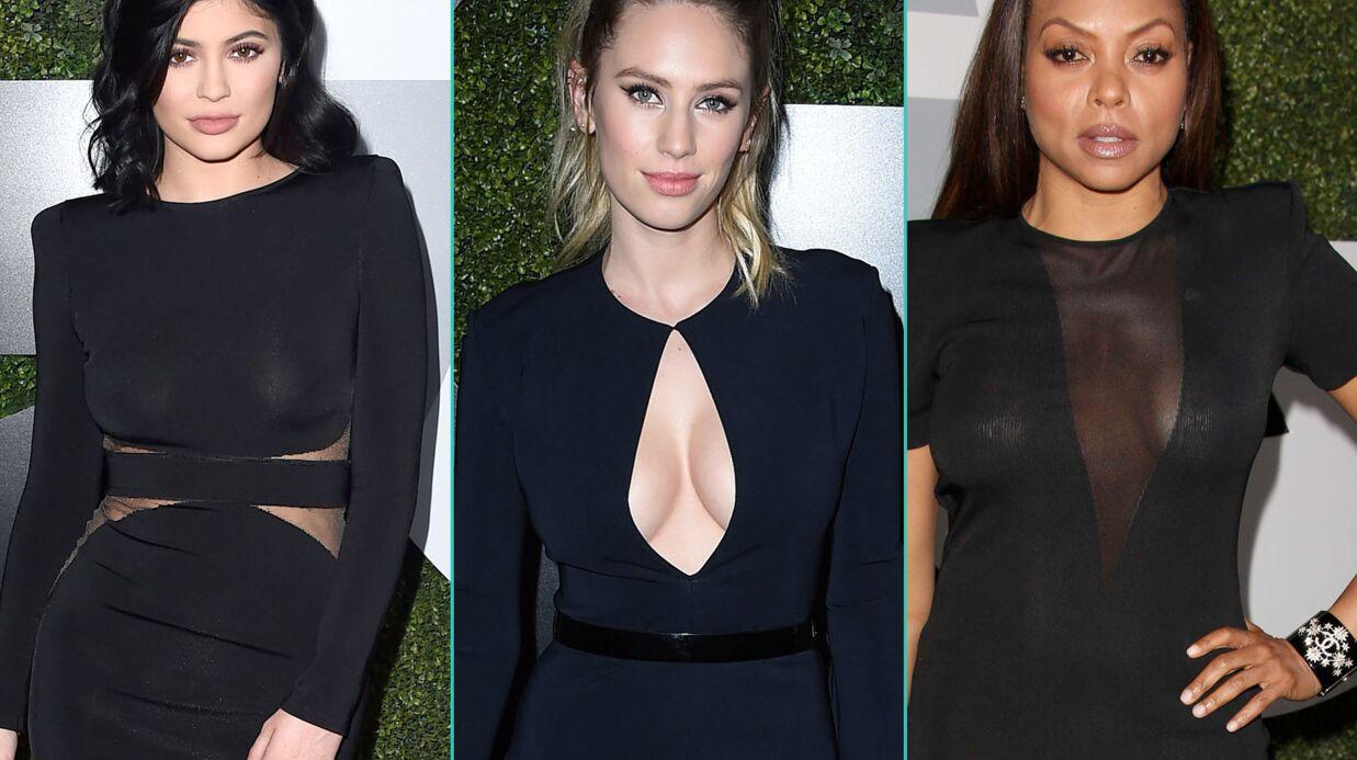 DIAPO Kylie Jenner, Dylan Penn et Taraji P. Henson (Empire) très sexy à la soirée GQ Men Of The Year
