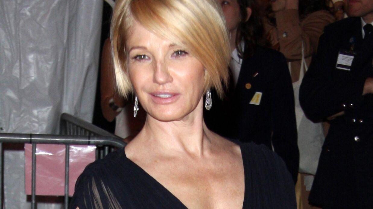 Ellen Barkin a trouvé l'amour au mariage de George et Amal  Clooney!